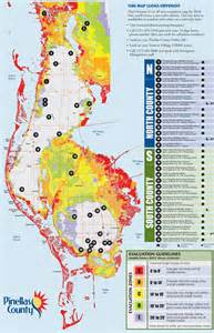 county florida flood zone map pinellas county flood zone map