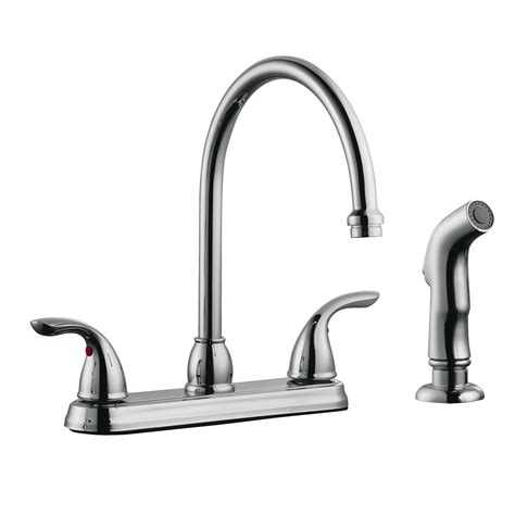 high arch kitchen faucet ashland high arch kitchen faucet 525071 plumbing