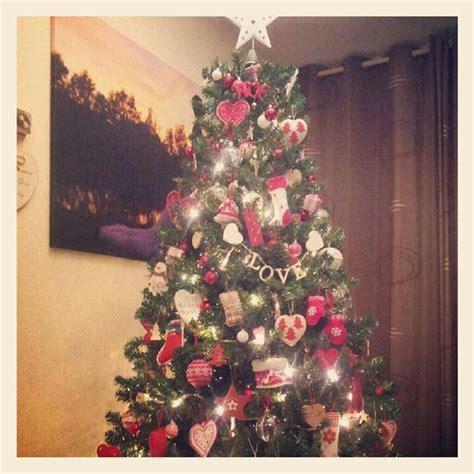 scandinavian christmas tree christmas pinterest