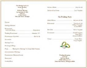 wedding church program template best photos of free church program format free church program templates free church program