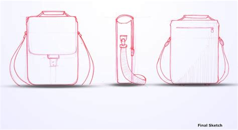 Sketches Bags by Bags Designed For Designers Core77