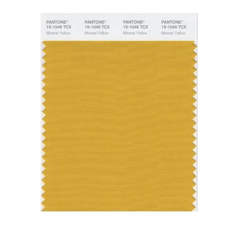 pantone   tcx swatch card mineral yellow buy  india