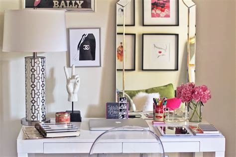 how to decorate your desk at home give your desk a makeover with these 7 cute ideas
