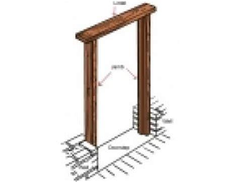 Door Frame Door Frame Parts Exterior Door Frame Parts