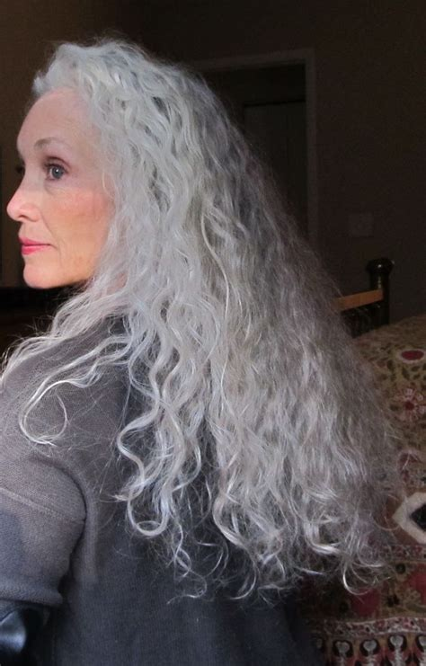 grey hair on mid length hair 17 best ideas about long gray hair on pinterest silver