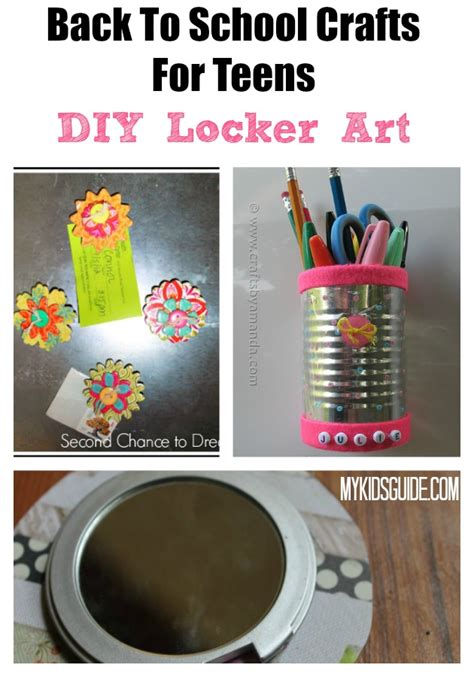 back to school crafts for back to school crafts for top locker