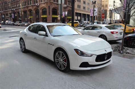 2014 Maserati Ghibli Q4 Price by 2014 Maserati Ghibli Sq4 S Q4 Stock M290 S For Sale Near