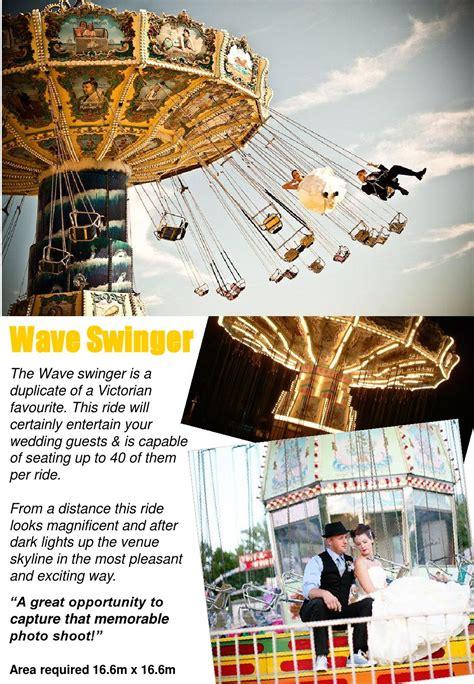 Wedding Fair Brochure by Issuu Fair Rides Wedding Brochure By Amazing Events