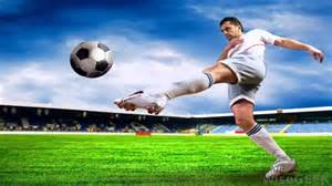 soccer kicked sound effect