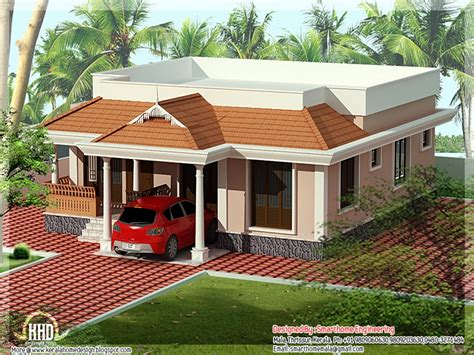 Kerala Single Floor House Plans With Photos by Kerala Single Floor House Plans Kerala Home Plans And