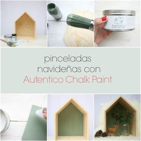 chalk paint yöntemi crea decora recicla by all washi autentico chalk