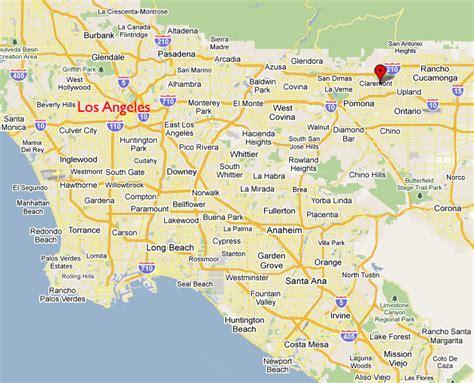 claremont california city of claremont ca la verne ca claremont ca map my blog