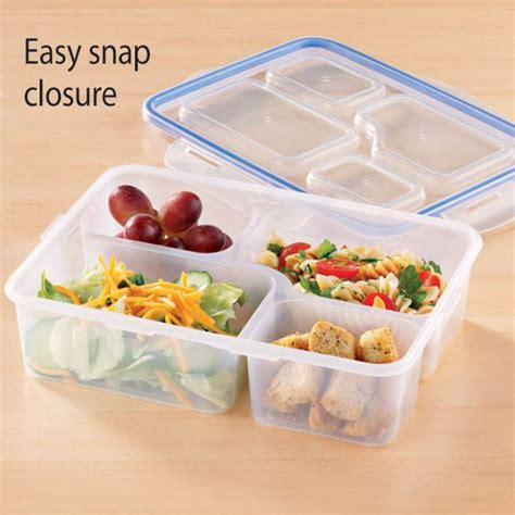 sectioned lunch container pinterest the world s catalog of ideas