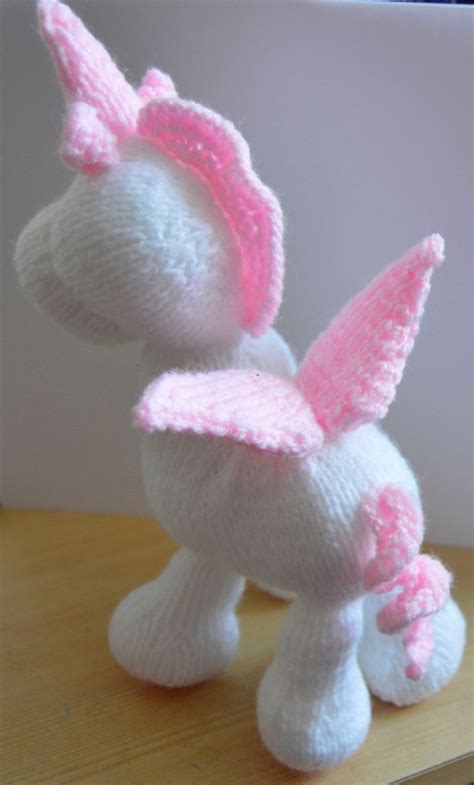 knitting pattern unicorn stardust the unicorn knitting pattern knitting by post