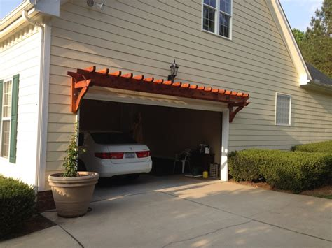 garage doors on pinterest garage pergola carriage