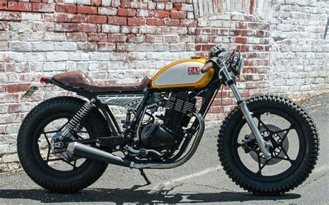 Suzuki Gn400 1980 Suzuki Gn400 Cafe Racer For Sale