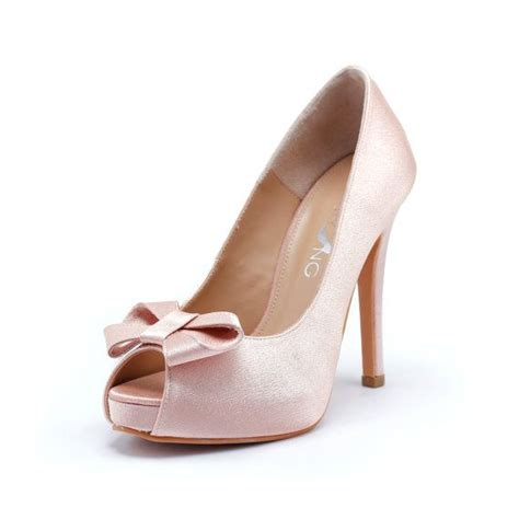 Blush Bridesmaid Shoes by Best 25 Pink Wedding Shoes Ideas On Awesome