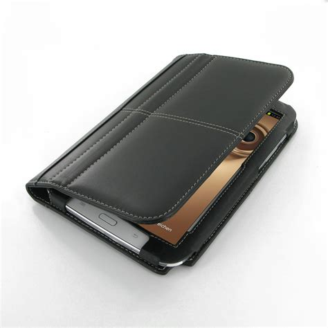 samsung galaxy tab note 8 0 leather book stand pdair