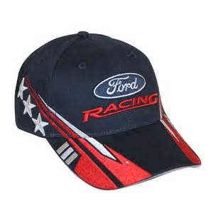 Ford Racing Hat Ford Racing Hat Navy Speedway World
