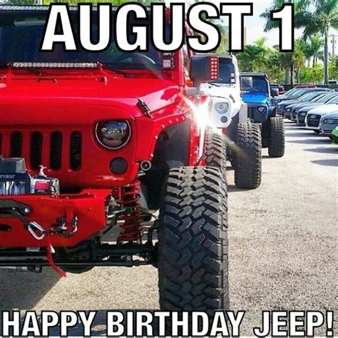birthday jeep images birthday jeep it s a jeep thing
