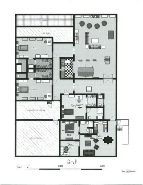 multi generational floor plans multigenerational house plans multigenerational home plans