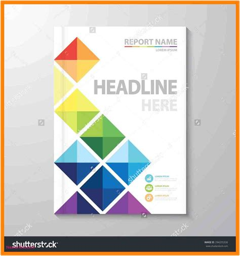 Free Report Ebook Cover Templates Word Report Cover Page Template Beautiful 10 Cover Page