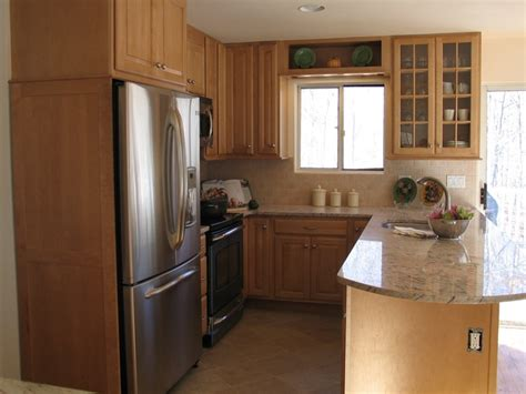 natural maple cabinets with granite countertops 1000 images about room palette on maple