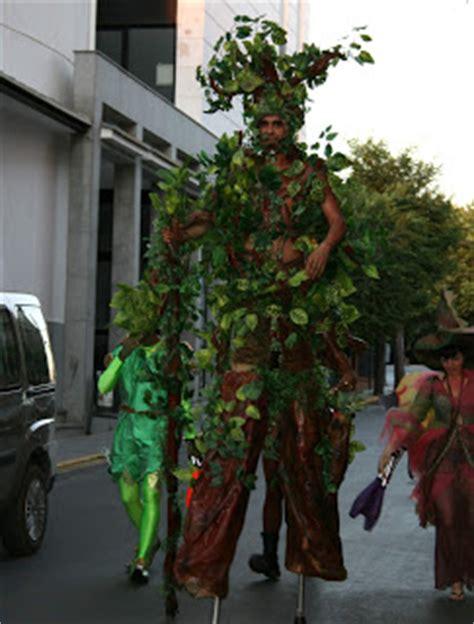 kyuhyun vestido de arbol youtube traje de arbol naturales eldy el bosque encantado