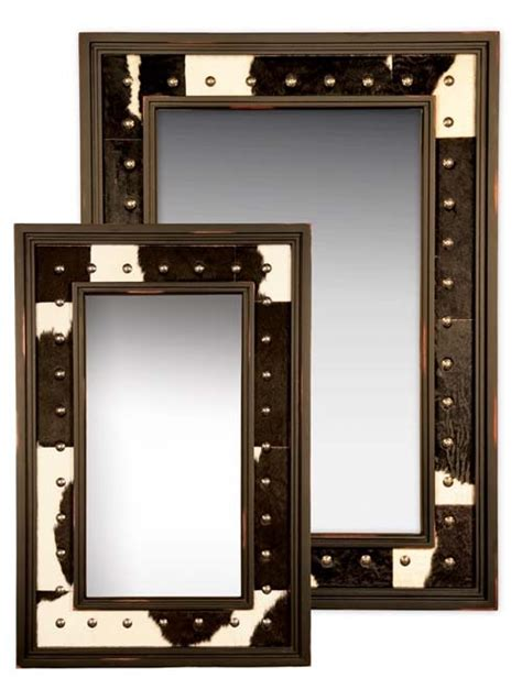 Cowhide Mirror - 17 best images about texana decor on western