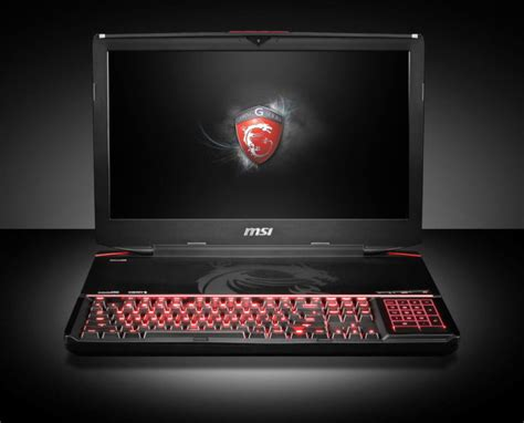 Keyboard Laptop Msi msi s gaming laptop with a mechanical keyboard oc3d news