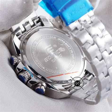 Jam Tangan Pria Ripcurl 560 Silver harga sarap jam tangan edifice ef 550d 2av silver biru