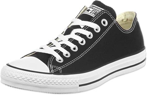 all star converse all star ox shoes black