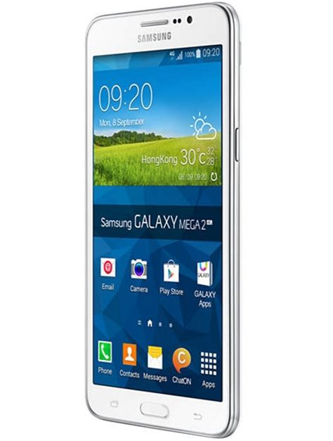 Samsung Mega 2 4g Wholesale Samsung Galaxy Mega 2 G750a White 4g Lte