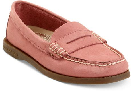 hayden loafer sperry sperry top sider hayden loafer flats in washed