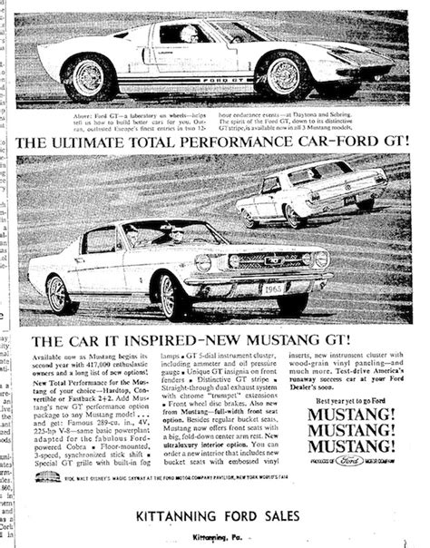 fort times newspaper 1965 mustang newspaper history