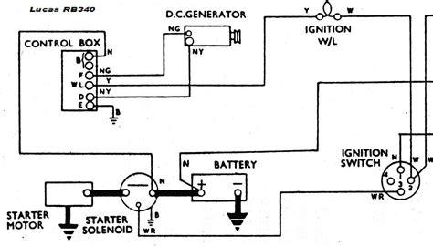 12 volt generator voltage regulator wiring diagram 50