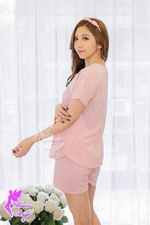 Baju Tidur 71 jual beli setelan import sleepwear import ah71 pink