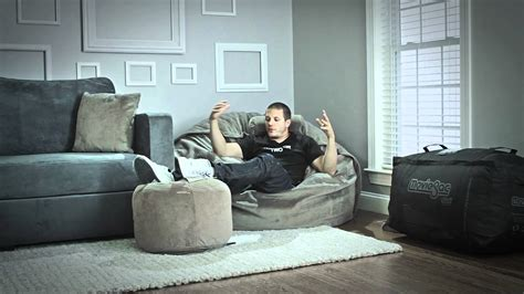 the big one lovesac lovesac product guide moviesac overview youtube
