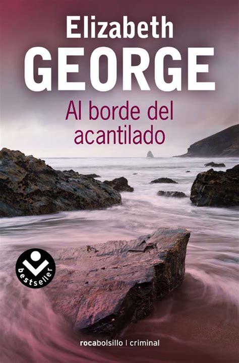 libro la joven del acantilado al borde del acantilado elizabeth george roca libros