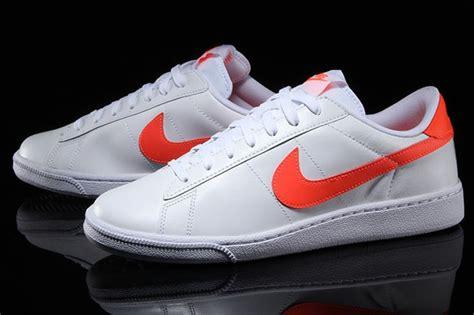 Nike Tennis Classic by Nike Tennis Classic Total Crimson Sneaker Bar Detroit