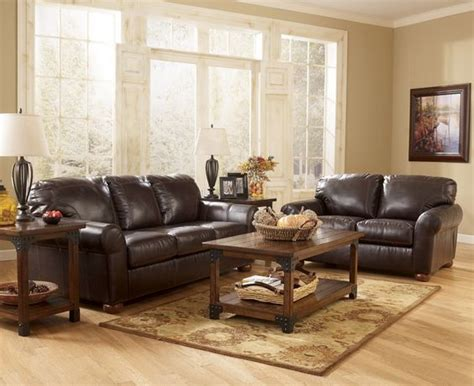 brown living room furniture brown leather living room brown leather sofa in