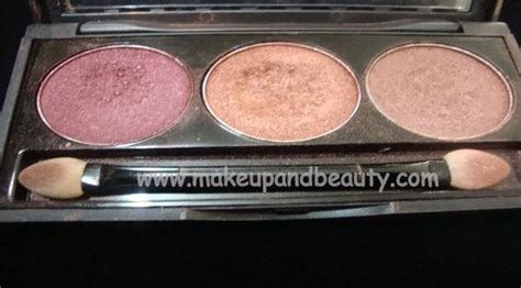 Review Pixy Eyeshadow Bronze Delight nyx eyeshadow trio in copper rust bronze review