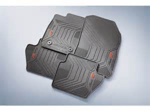 All Weather Floor Mats Ford Explorer 2014 Floor Mats All Weather Thermoplastic 4 Black For