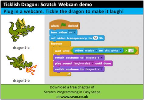 scratch 2 0 programming books 10 block demos for scratch
