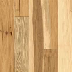 shop pergo hickory hardwood flooring sle natural at lowes com