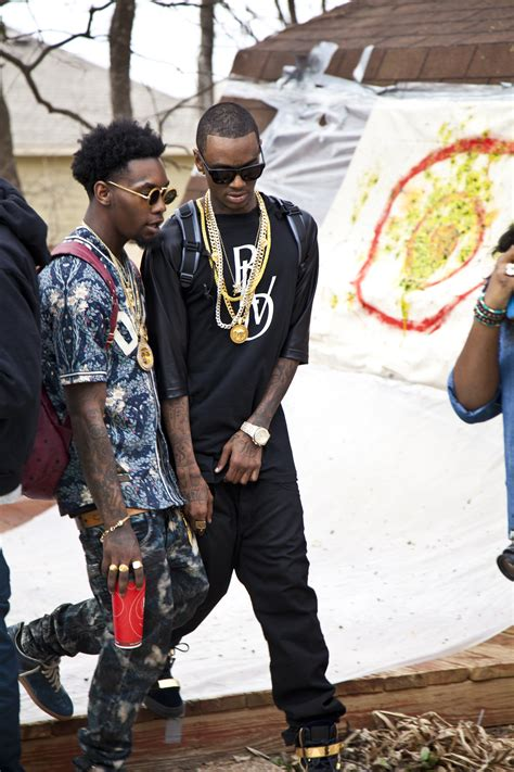 soulja boy house we went to a weird pool party with soulja boy and migos