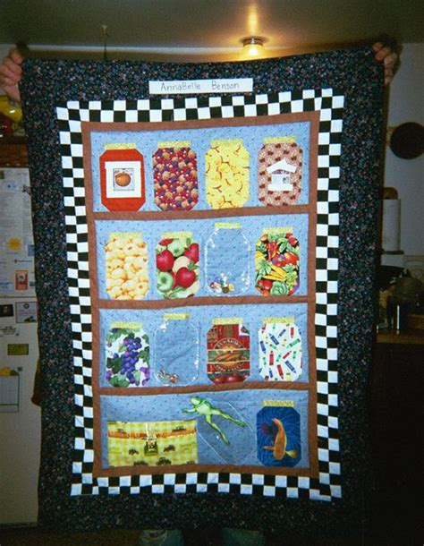 Jar Quilt Pattern by Jar Quilt Made For Annabelle Creations