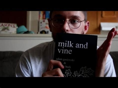 milk and vine ii books quot milk and vine quot read through