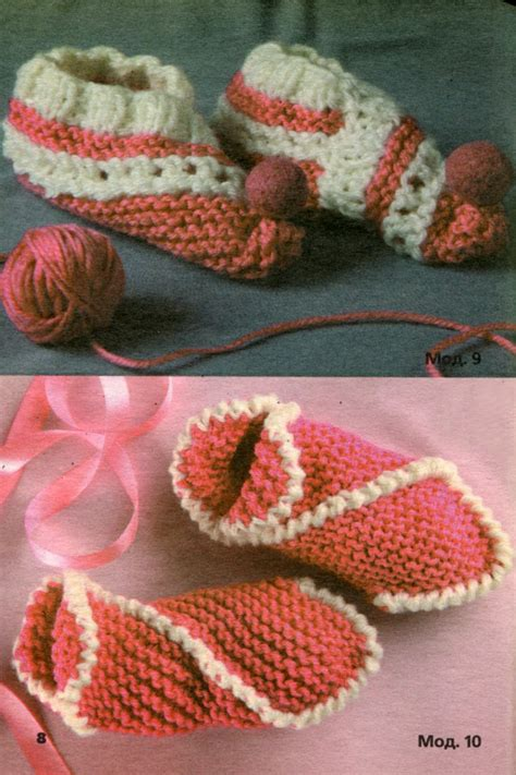 Handmade Slippers Patterns - knitting pictures posters news and on your