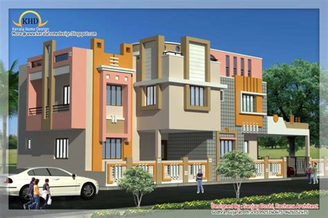 beautiful duplex house designs modern beautiful duplex house design